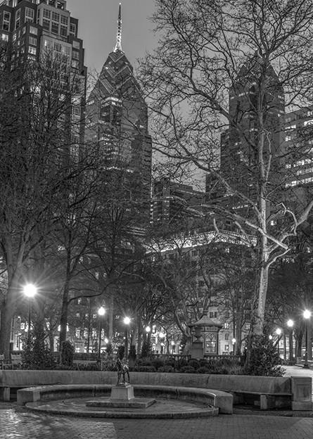 Rittenhouse Square Photography Art | Michael Sandy Photography