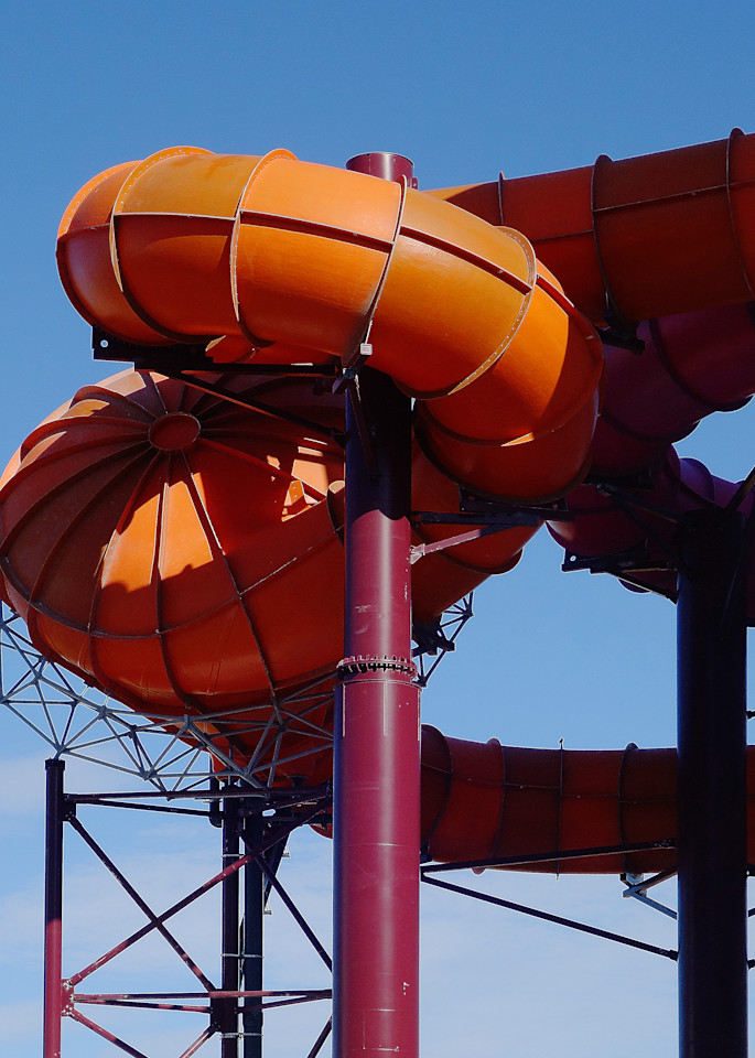 American Dream Water Slide Tall-Color