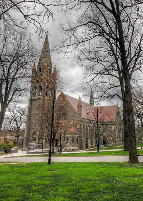 Packer Chapel II - Lehigh University - Michael Sandy Photography