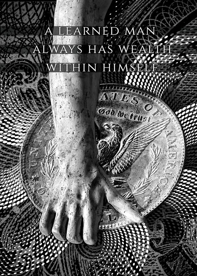 Knowledge Is Power Art | Awake Graphics, LLC