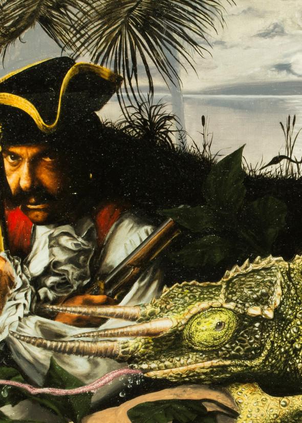 The Pirate Art | James Loveless Art