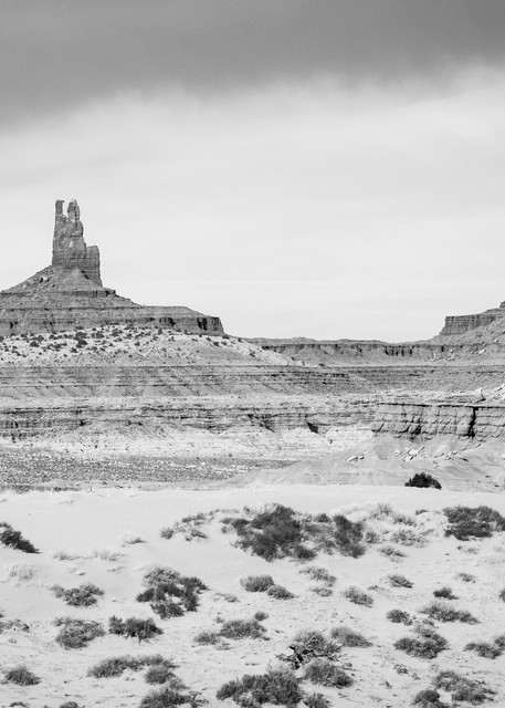 Big Indian And Sentinel Mesa Photography Art | Andy Crawford Photography - Fine-art photography