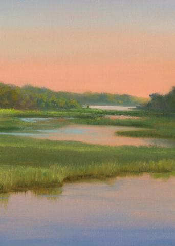 *Sunrise On The Cape, West Yarmouth Art | Tarryl Fine Art