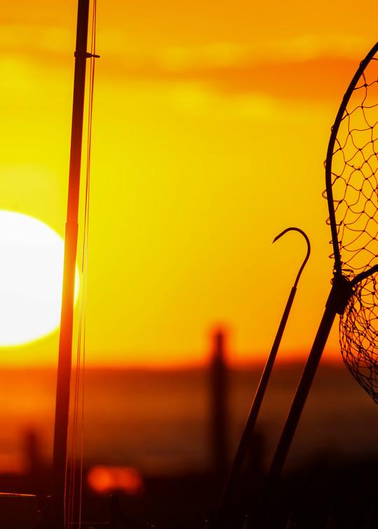 Menemsha Fishing Net Art | Michael Blanchard Inspirational Photography - Crossroads Gallery