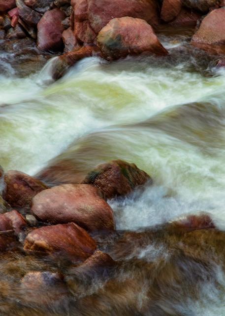 Eldorado Spring Flow  8095 Cb S19  Photography Art   Koral Martin Healthcare Art