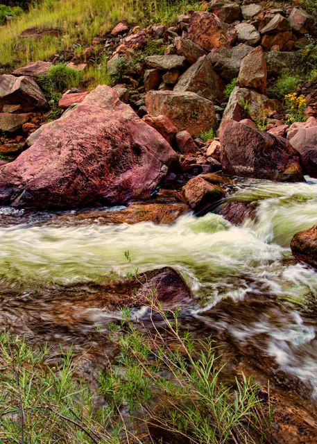 Eldorado Springs  8153  Photography Art | Koral Martin Healthcare Art