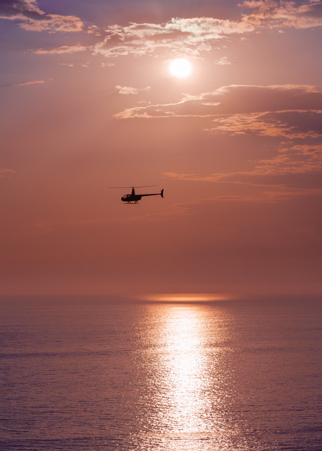 Lonely Chopper at Gliderport by McClean Photography