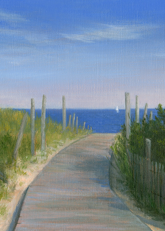 *Walkway To The Beach Art | Tarryl Fine Art