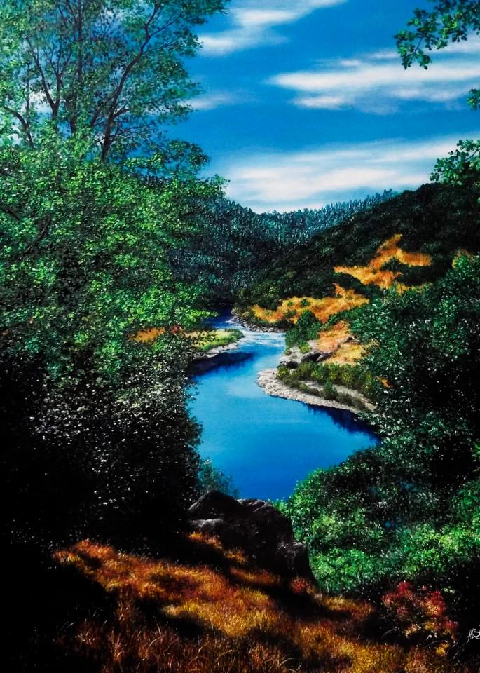 Mountain View by Ashley Koebrick Schmidt