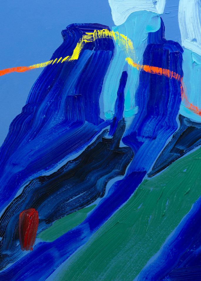 The Great Souled Way   Fine Art Print Art | Stuart Bush Studio