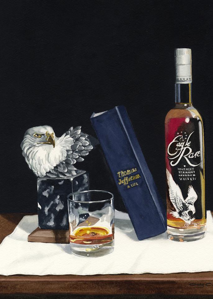 Eagle Rare Art | Gary Curtis Watercolors