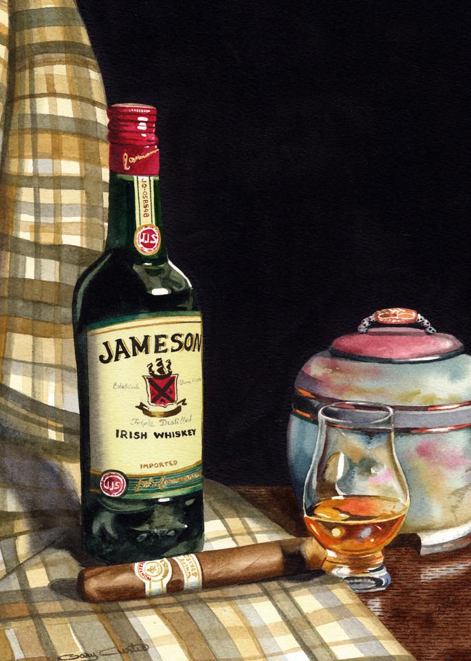 Jameson Art | Gary Curtis Watercolors