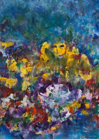 """Afternoon Sunshine""  Art | Daniel Kanow Fine Art"
