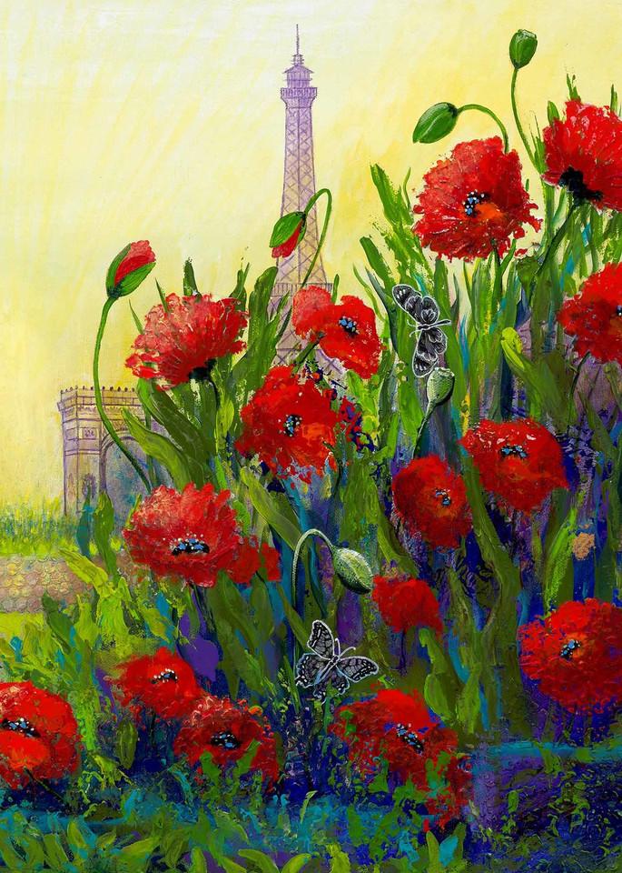 Thru Poppy Fields B