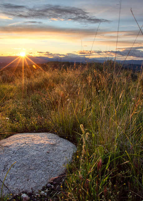 Sun And Stone Meet Art | Chad Wanstreet Inc