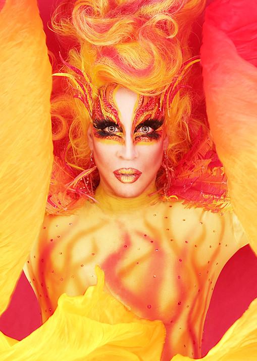 Glen Alen. Fire Photography Art   Kristofer Reynolds Photography