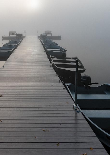 September Fog by Jeremy Simonson