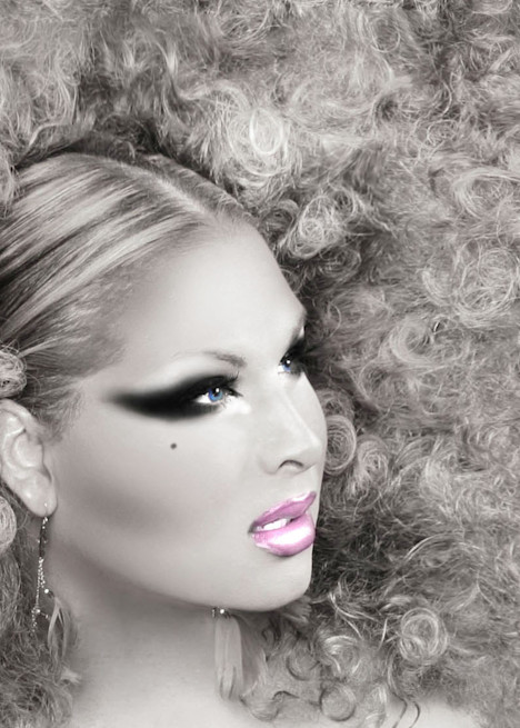 Roxxxy Andrews. Haired Photography Art | Kristofer Reynolds Photography