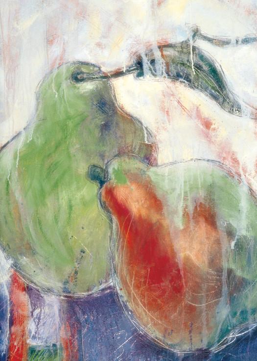 Blush Art | Joan Cox Art