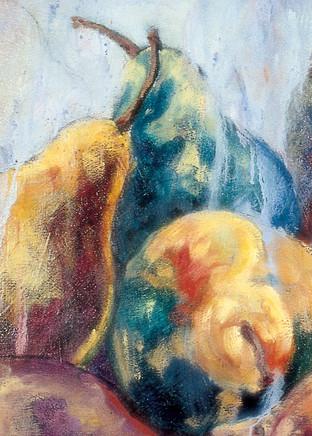 Cool Blue Art | Joan Cox Art