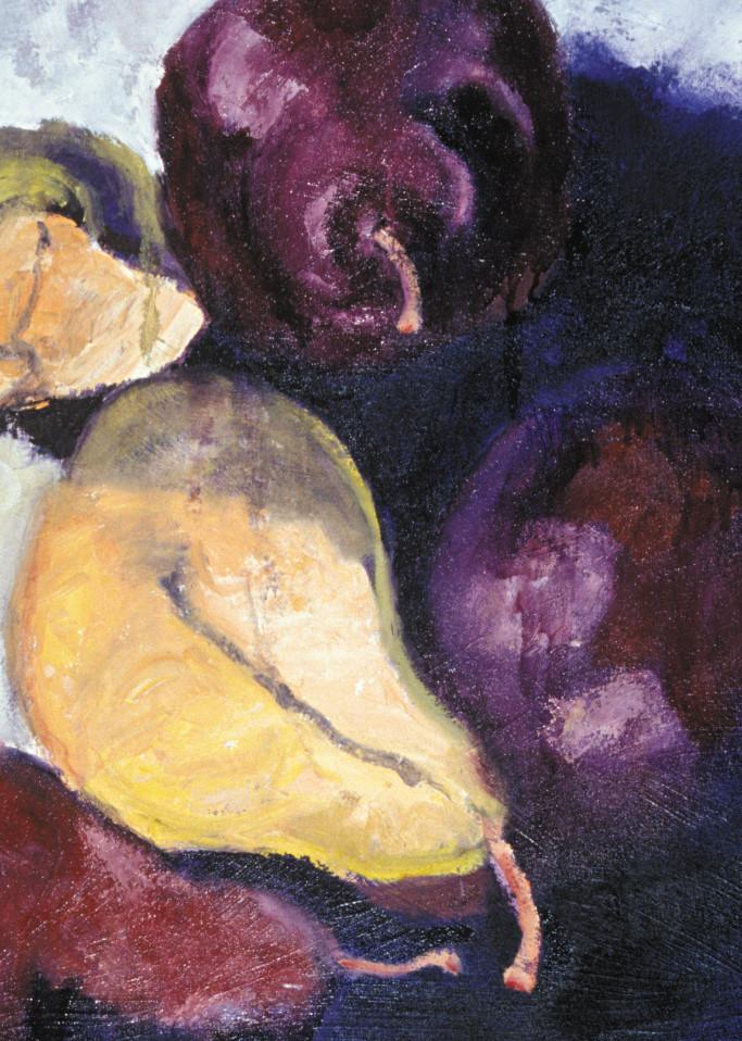 Peach Violet Art | Joan Cox Art