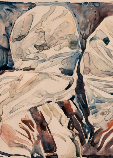 Veiled Lovers Art | Joan Cox Art