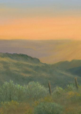 *Santa Fe Sunrise Art | Tarryl Fine Art