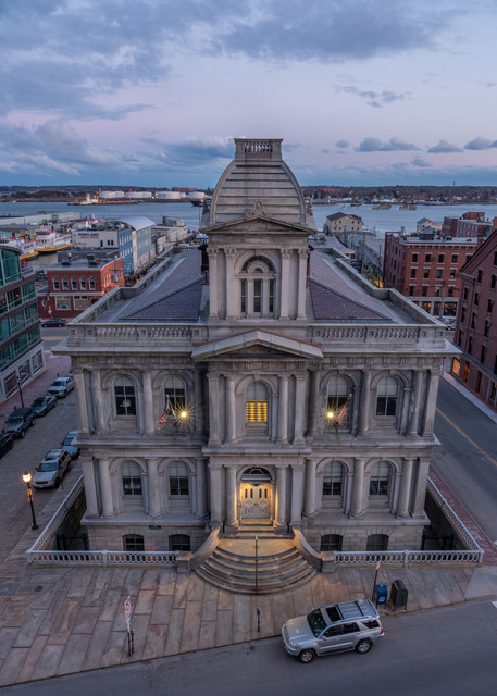 Custom House Twilight II