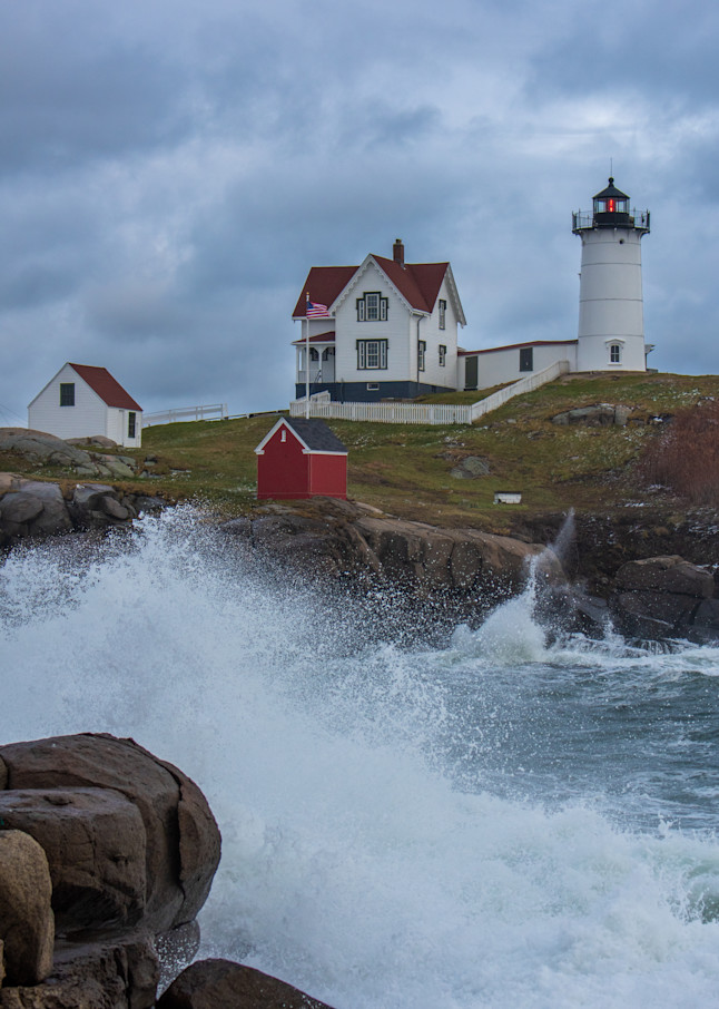 Nubble NorEaster