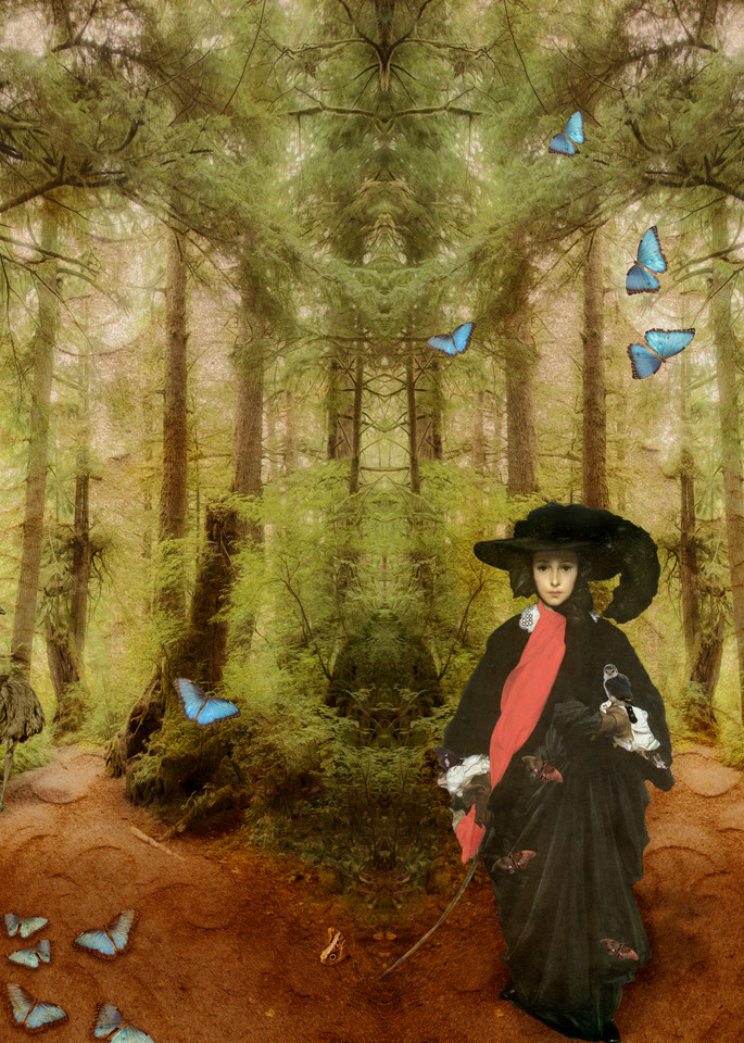 May Sartoris In Paradise After Leighton Art | Sondra Wampler | fine art