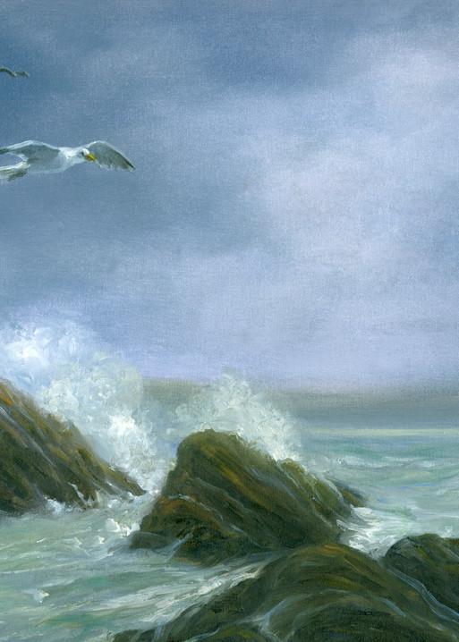 *On The Wings Of A Storm Art   Tarryl Fine Art