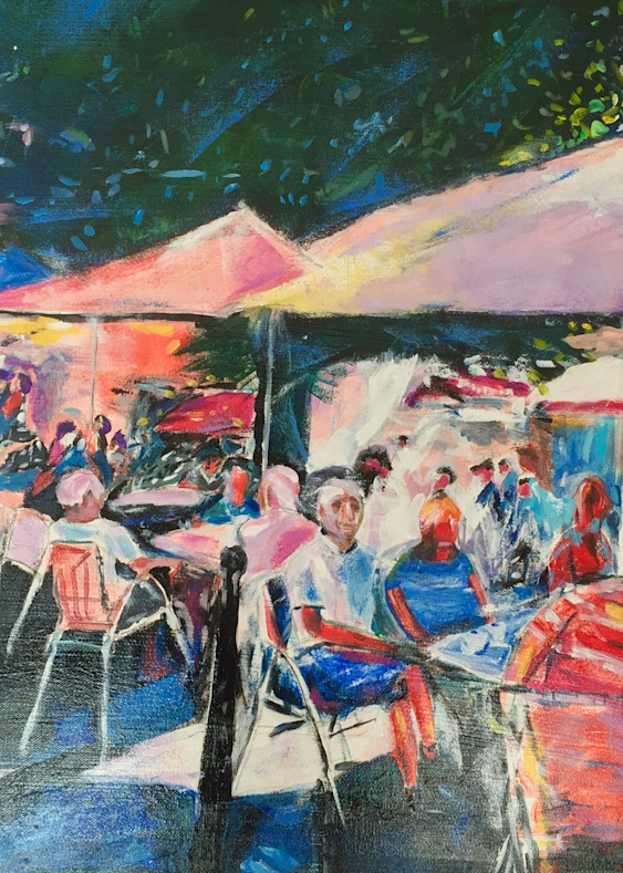 Mid Day Drink Art | Scott Dyer Fine Art