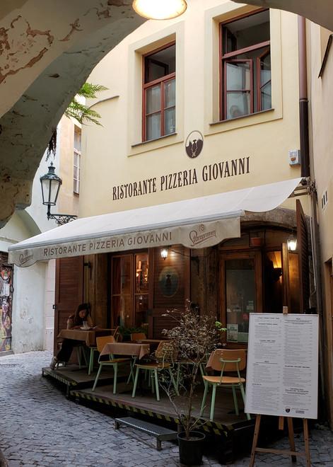 Italian Beauty In Prague Photography Art | Photoissimo - Fine Art Photography