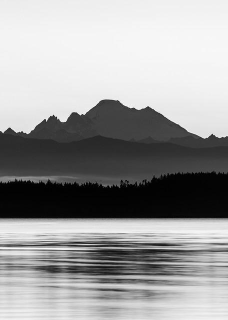 Mount Baker, Borgman Road, Whidbey Island, Washington, 2016
