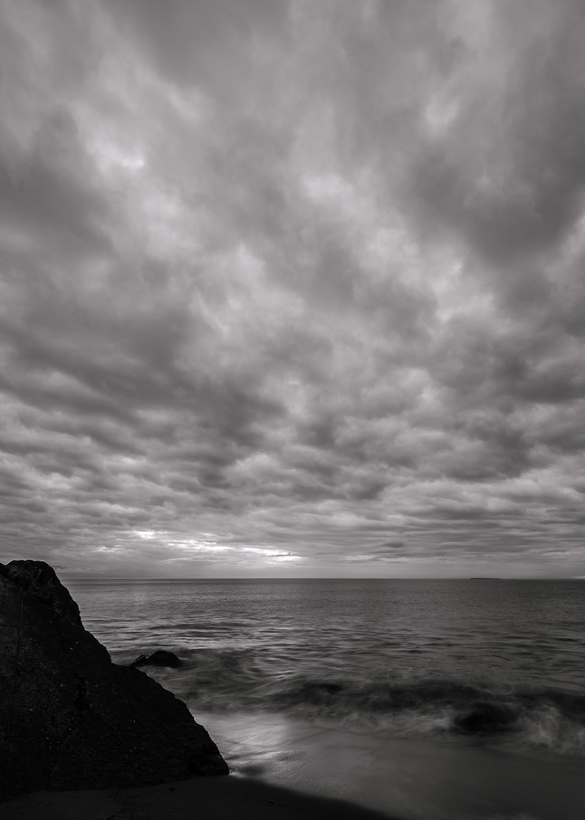 Early Autumn Skies No. 2, West Beach, Whidbey Island, Washington, 2016