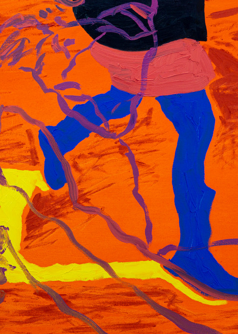 Just A Feeling And Not The Truth   Fine Art Print Art | Stuart Bush Studio