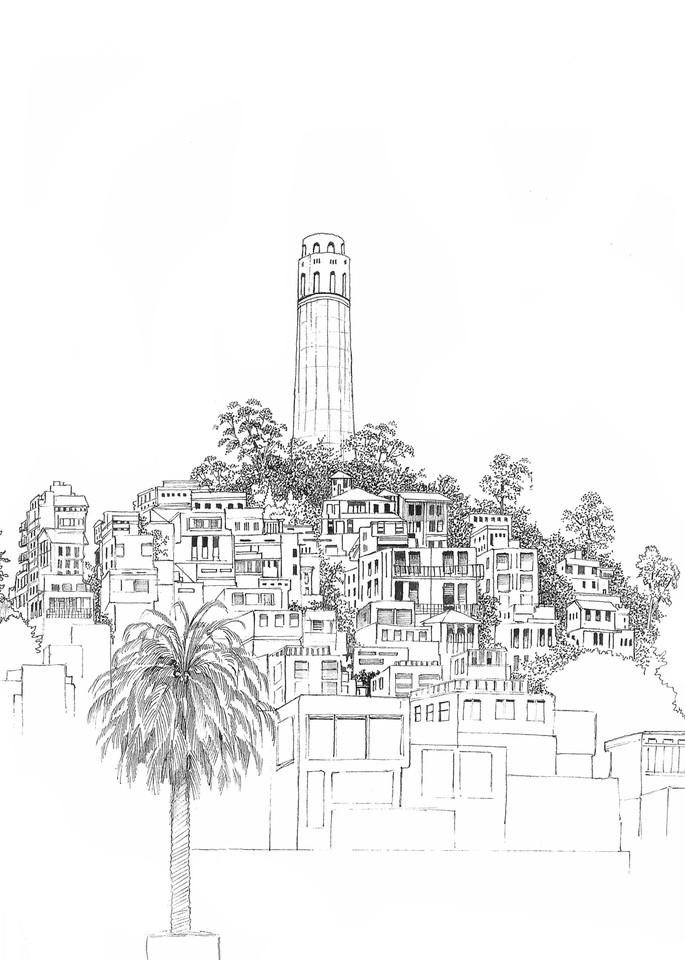 San Francisco, Coit Tower