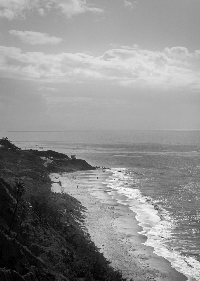 Nicholas Canyon Beach   Malibu Photography Art | Julian Whatley Photography