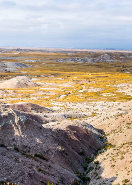 Light And Shadow In The Badlands Photography Art | Hatch Photo Artistry LLC
