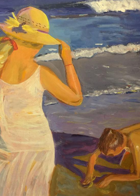 Homage To Sorolla  Art | Scott Dyer Fine Art