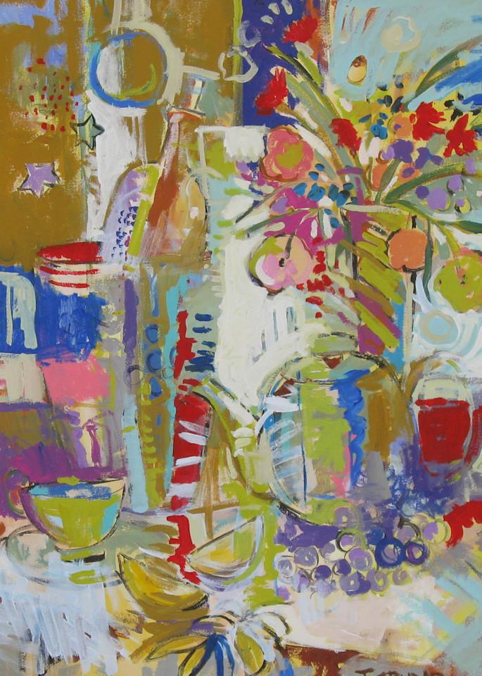 Tea With Lemons Art | terrycrump