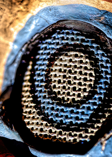 Blue Iris Photography Art | Monty Orr Photography