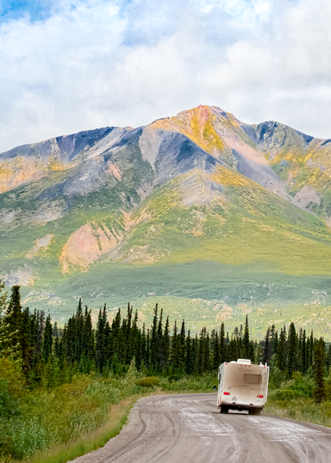 Tombstone Mountain Dempster National Park Yukon Canada Photography Art | Hatch Photo Artistry LLC