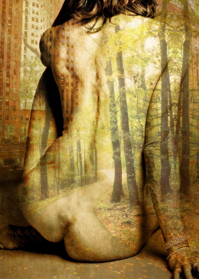 La Penseur No 3 Art | Sondra Wampler | fine art