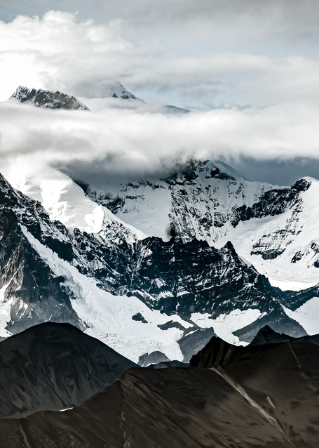 Dsc 4215 Edit Alaska Aerial In The Mountains Photography Art | Hatch Photo Artistry LLC