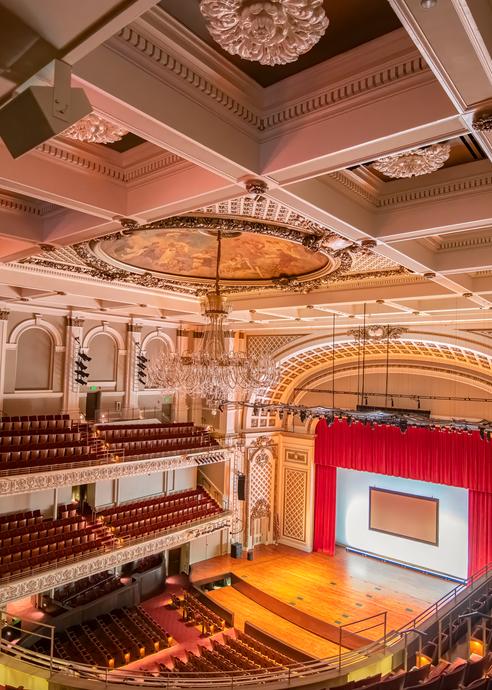 Cincinnati Music Hall Photography Art | Hatch Photo Artistry LLC