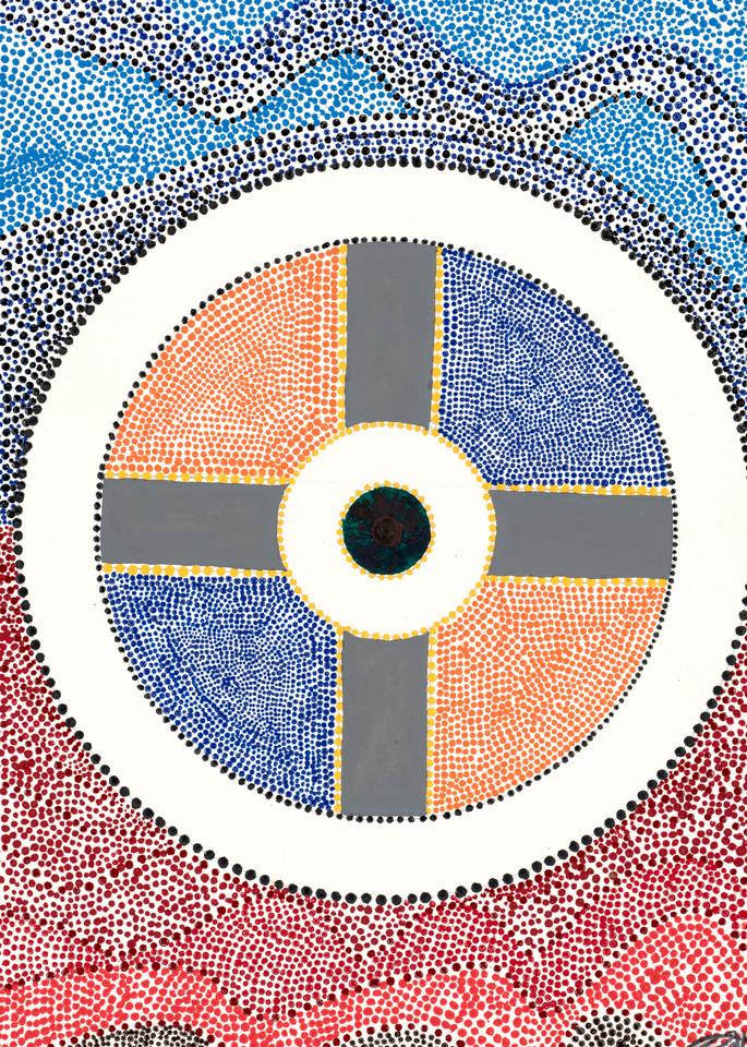 Energy Shield Art | Rafa Mariano Art