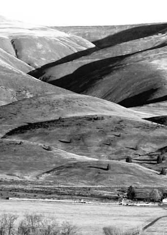 Oregon Hills Panorama Photography Art | Hatch Photo Artistry LLC