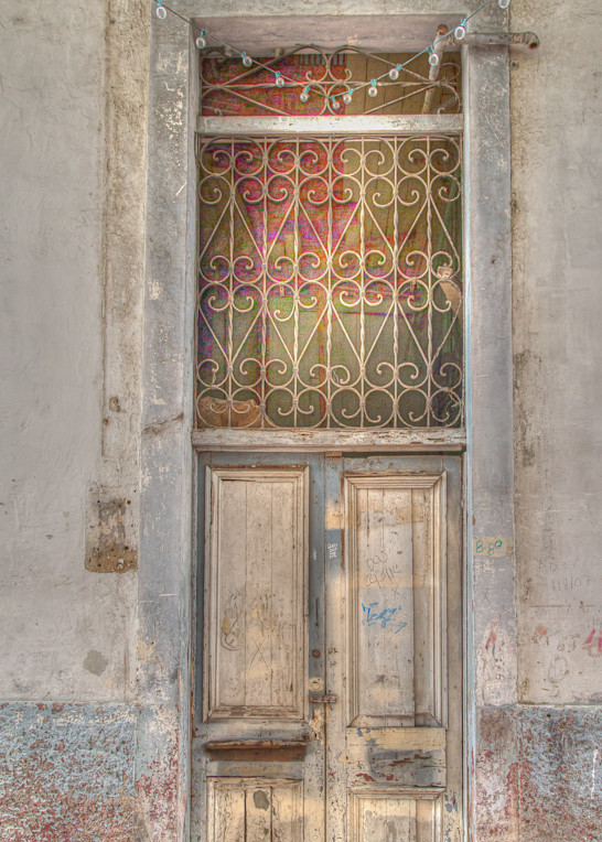 Tall Doorway