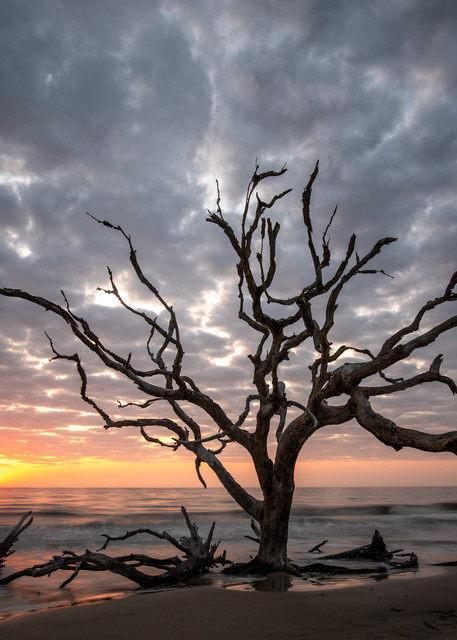 Stormy Sunrise Photography Art | Thomas Yackley Fine Art Photography